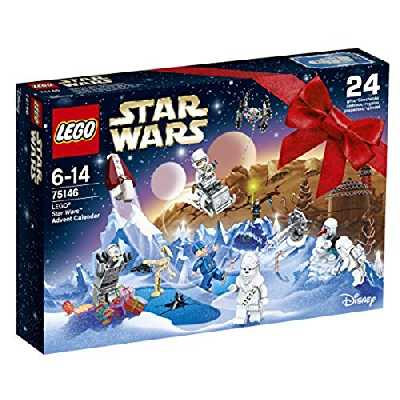 LEGO - 75146 - Star Wars - Jeu de Construction - Calendrier de l'Avent
