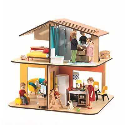 Djeco DJ07802 Casa moderna