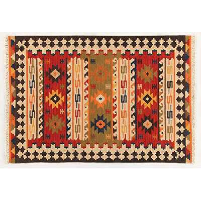 Kilim Carpets by Jalal Tapis Kilim Sivas 2 60 x 90 cm