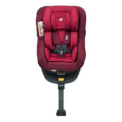 Joie Spin 360 Isofix GR 0-1- Merlot Incuding Car Seat by Joie