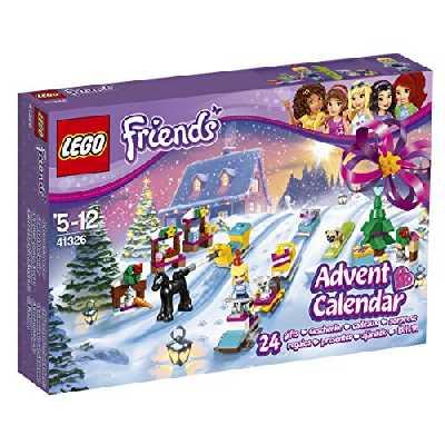Lego 41326 Jeu de Construction Le Calendrier de l'Avent Friends