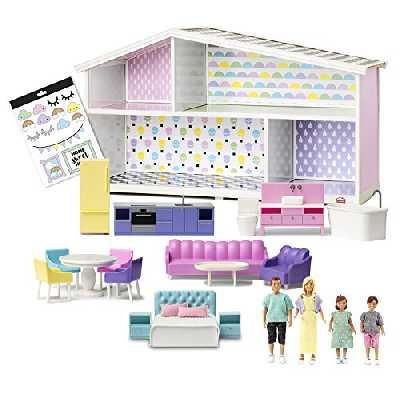 Lundby 60.1018.99Creative Maison de poupée Ensemble de démarrage
