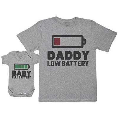 Baby Full Battery - Baby Gift Set - Un Article – Partie d'Un Ensemble - Gris - 18-24 Mois - bébé/Enfant