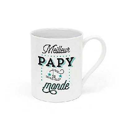 Label Tour, Mug Papy, du Monde