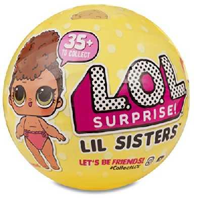 Unbekannt l.o.l. 550693e5cazi Surprise Lil Sisters Series 3–1Poupée