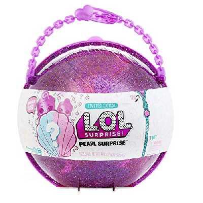 L.O.L. Surprise! - LOL Surprise LLU26000. L.O.L. Poupée perlée