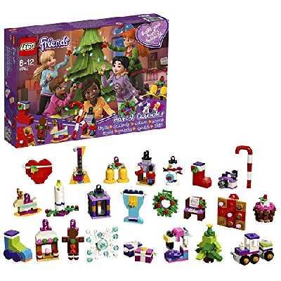LEGO Friends - Le calendrier de l'Avent LEGO Friends - 41353 - Jeu de Construction