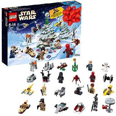 Lego Sa (FR) - Non Lego - Star Wars - Jeu De Construction - Conf Advent Calendar, 75213