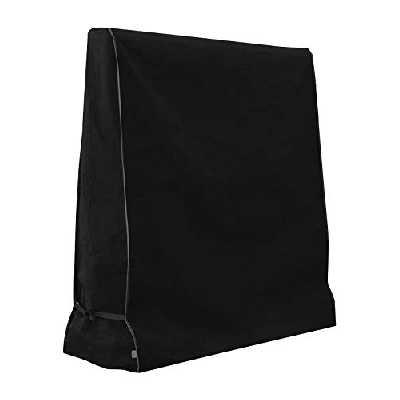 Xiliy Couverture pour Table de ping-Pong Housse de Protection à Fermeture éclair Couverture pour Table Tennis de Table Oxford Polyester 165 x 70 x 185 cm