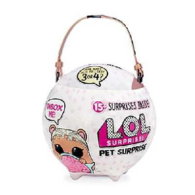 L.O.L. Surprise Biggie Pet- M.C. Hammy