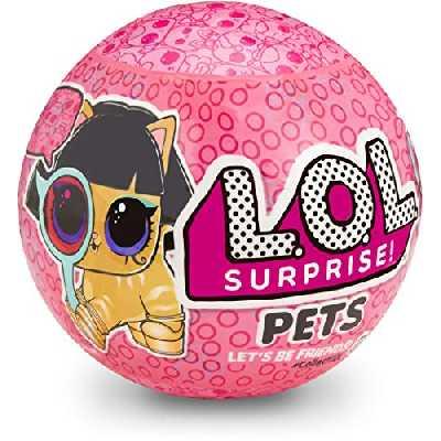 L.O.L. Surprise Pets Ball- Series Eye Spy 1A / 1B