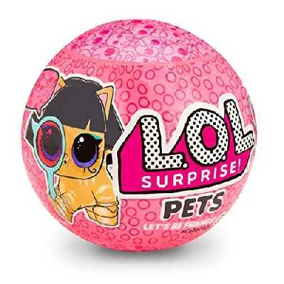 L.O.L. Surprise Pets Ball- Series Eye Spy 2A / 2B
