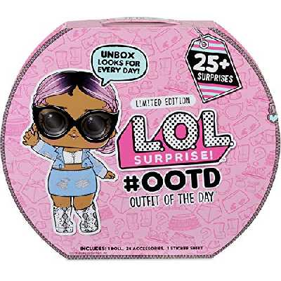 L.O.L. Surprise #OOTD Outfit of The Day