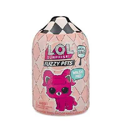 L.O.L Surprise! 557111 L.O.L. Surprise Fuzzy Pets Ball Series 5-1A Wave 1