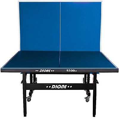 Dione Tennis de Table S500o - 6mm Top - Outdoor - Table de Ping Pong 274x152cm - Portable- 10 Minuten Assemblée