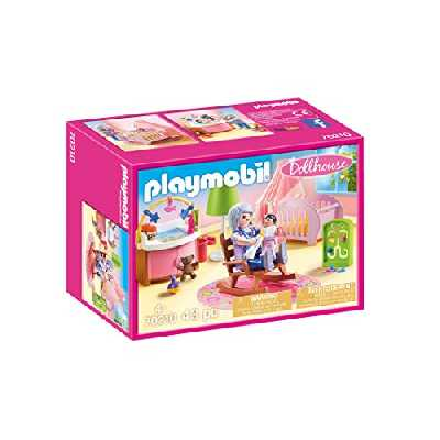 Playmobil - Chambre de Bébé - 70210