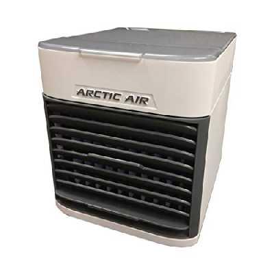 ARCTIC CUBE ULTRA La solution facile et compacte pour rafraichir et humidifier la pièce rapidement - Vu à la Télé