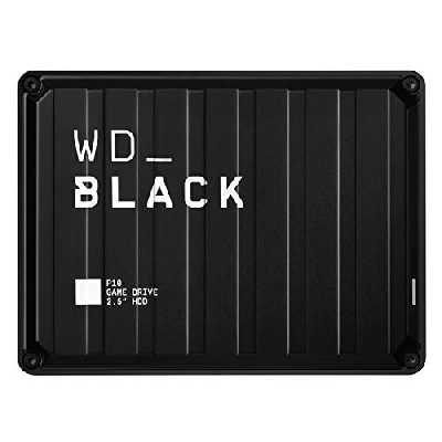 WDBlack P10 2To - Disque dur portable externe gaming pour un accès mobile à votre bibliothèque de jeux, fonctionne sur console et PC