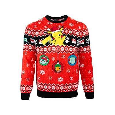 NUMSKULL Pokemon Sweater, Mixte