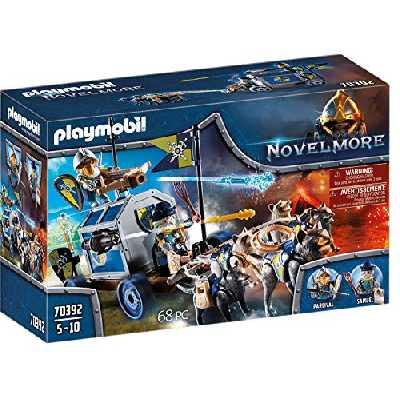 Playmobil - Char du Trésor des Chevaliers Novelmore - 70392