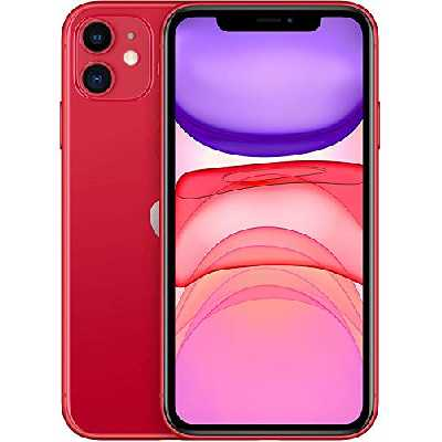 Apple iPhone 11 - Rouge, , 128 Go, (Reconditionné)