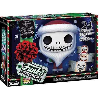 Funko POP Advent Calendar: The Nightmare Before Christmas, 49668, Multicolore