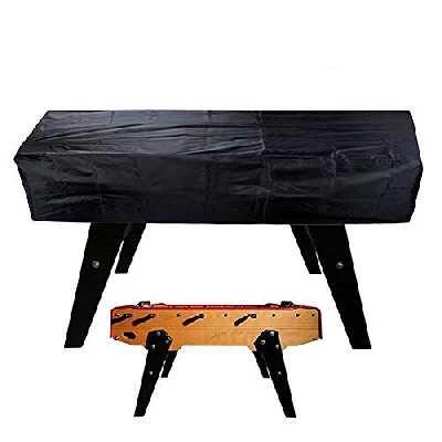 vap26 Couverture de Football de Couverture de Table de Baby-Foot, Chaise de café de Patio rectangulaire extérieure Couverture de Table Universelle de Billard poussière étanche 64 * 45 * 18.9 Pouces