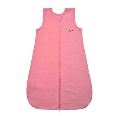 HAIHF Gigoteuse Bébé 100% Coton 63-95 CM Bébé Gigoteuse d'été Ajustable Gigoteuse TOG 0.5 pour Bébé de 18 à 36 Mois