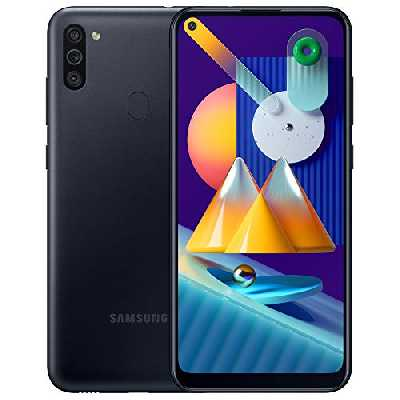 Samsung Galaxy M11 - Smartphone débloqué 4G - Noir