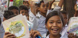 Soutenez gratuitement Enfants du Mékong