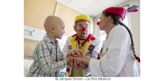 Soutenez l'association Le Rire Médecin