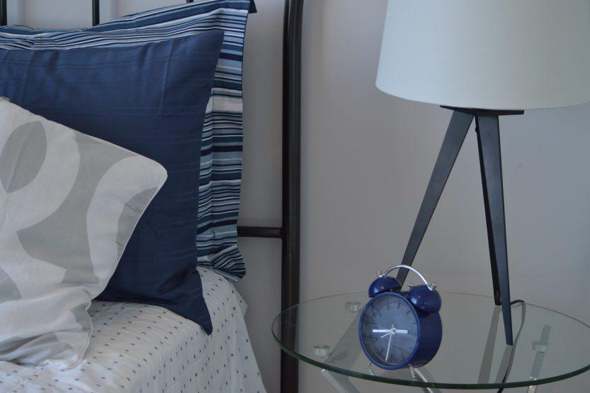 Lampe trépied Chambre