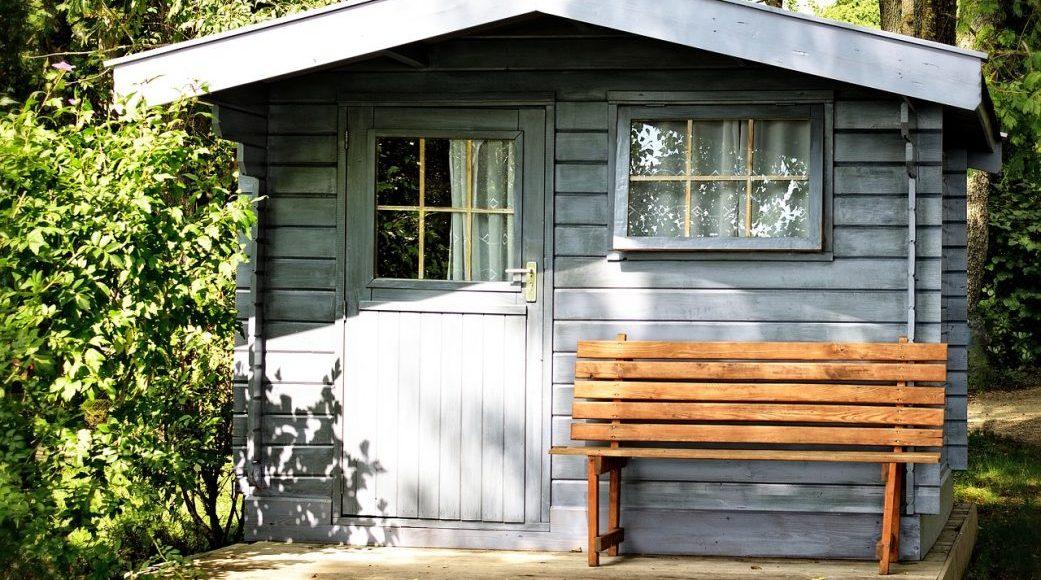 cabane Jardin