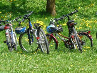 A chacun son casque vélo