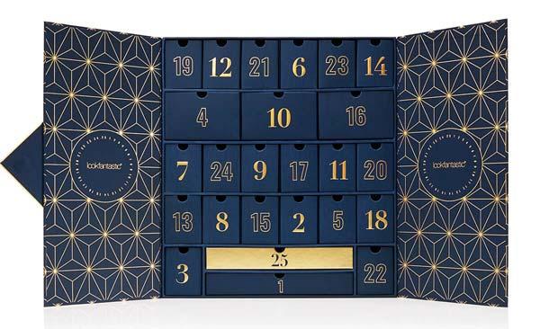 calendrier avent lookfantastic