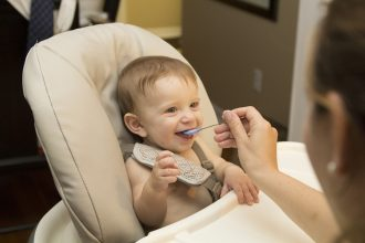 La chaise haute pour bébé: que choisir?