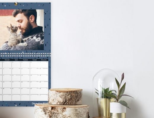 calendrier photo gratuit