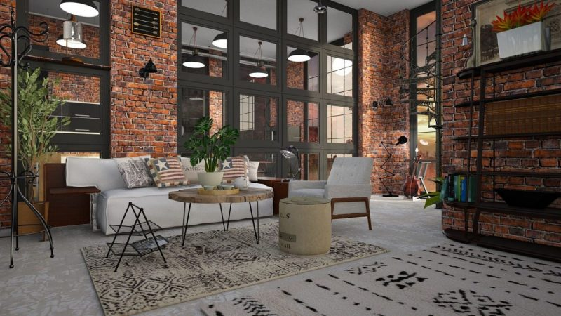 d u00e9co industrielle style factory tendance 2020