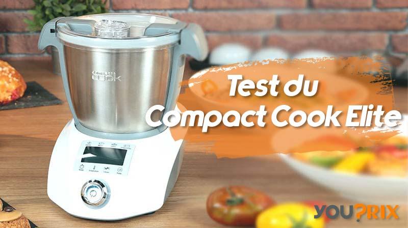 compact cook elite avis et test