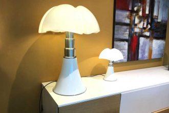 La lampe Pipistrello design et indémodable