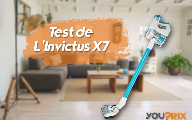 Invictus X7 Avis