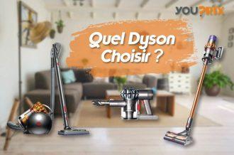 Quel aspirateur dyson choisir? modèles, conseils et prix