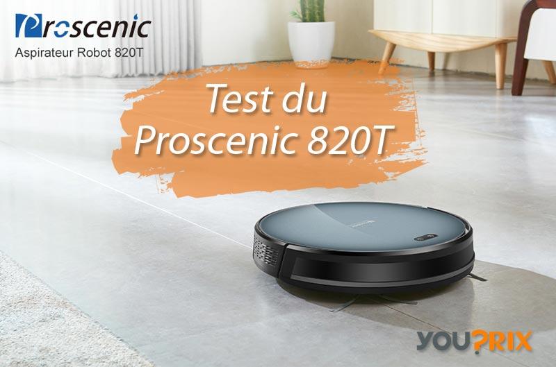 proscenic 820T avis
