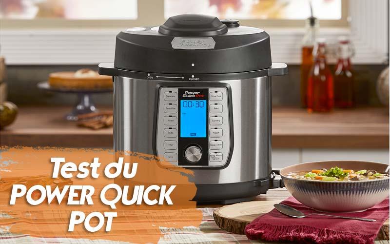 Power Quick Pot