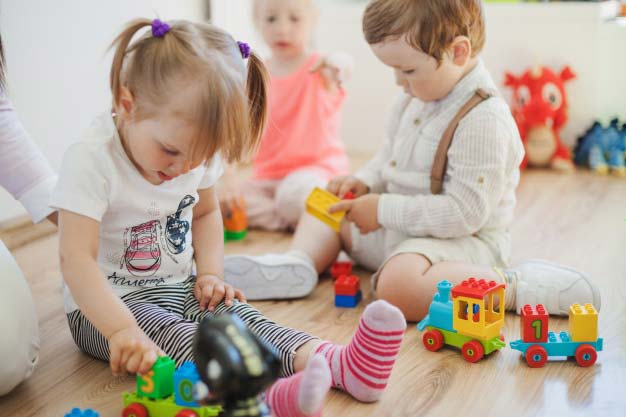 Echange de jouets