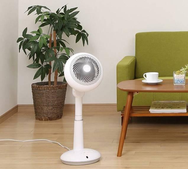 woozoo ventilateur sur pied