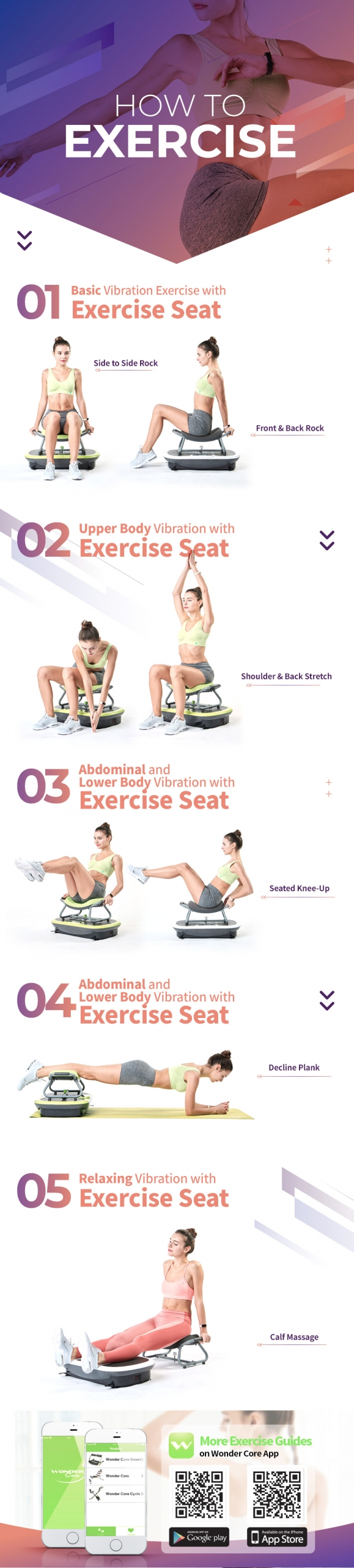 rock n fit exercices