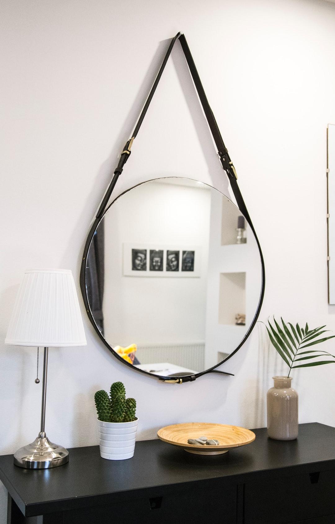 miroir entrée