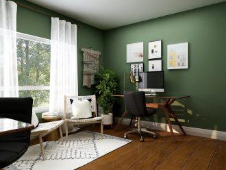 Aménager un coin bureau dans le salon : 7 idées d'espaces possibles